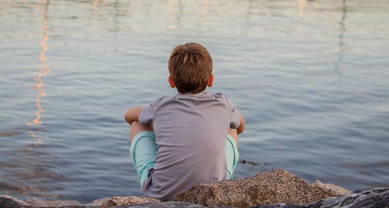 Auch Kinder stehen oft unter Stress